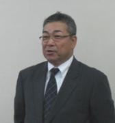 2.当組合 理事長 尾﨑誠一より挨拶。