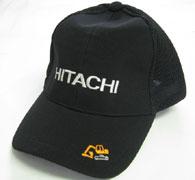 工場見学の帽子。記念にいただきました。