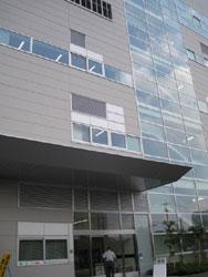 平成22年3月 完成したばかりの施設を見学させていただきました。