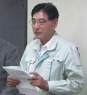 司会:当組合 生産販売部副会長 鈴木行夫